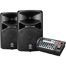 Open BoxYamaha STAGEPAS 400BT Portable PA system with Bluetooth
