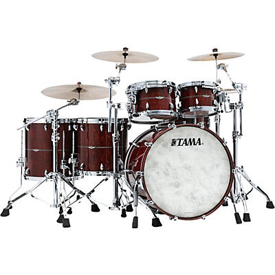 TAMA STAR Mahogany 5-Piece Shell Pack with 22 in. Bass Drum