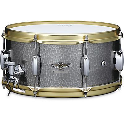 TAMA STAR Reserve Hand Hammered Aluminum Snare Drum