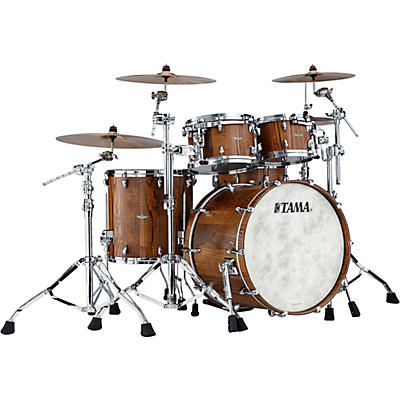 TAMA STAR Walnut 3-Piece Shell Pack with 20 in. Bass Drum