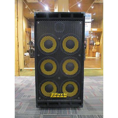 Markbass STD 106 HF Bass Cabinet