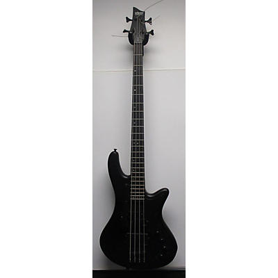 Schecter Guitar Research STILETTO STEALTH 4 STRING Electric Bass Guitar