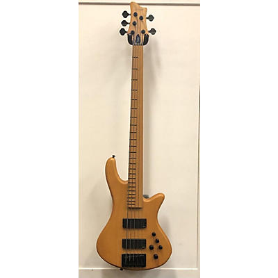 Schecter Guitar Research STILLETTO 5 SESSION Electric Bass Guitar