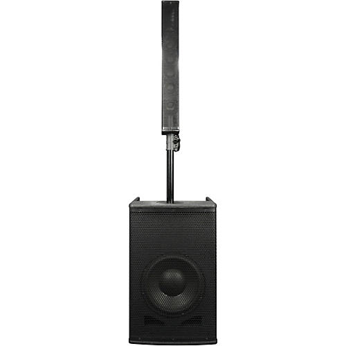 American Audio STK -106W Portable Column Line Array PA System 10