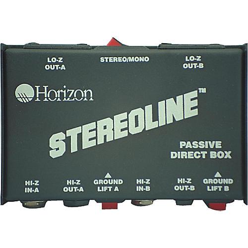 Rapco Horizon STL-1 Stereo Line Direct Box Condition 1 - Mint
