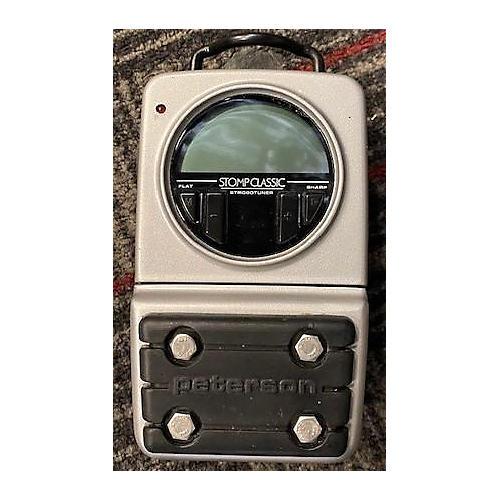 Peterson STOMP CLASSIC STROBOTUNER Tuner Pedal