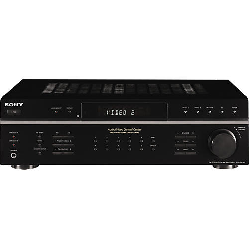 Sony STR-DE197 Stereo Receiver