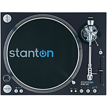 Open BoxStanton STR8.150 M2 Direct Drive Professional DJ Turntable with Straight Tone Arm