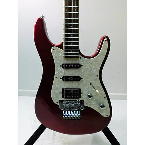 STRAT WITH A FLOYD ROSE Solid Body Electric Guitar