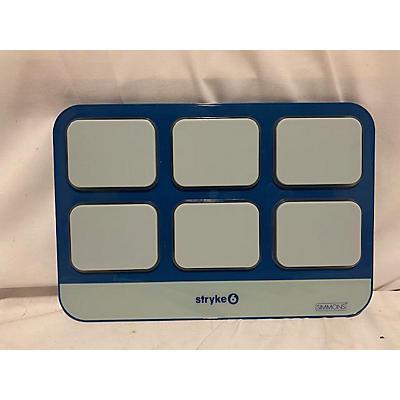Simmons STRYKE 6 Drum MIDI Controller