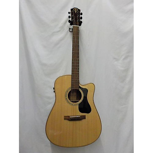 STS160ZICENT Acoustic Electric Guitar