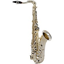 STS280 La Voix II Tenor Saxophone Outfit Silver Plated