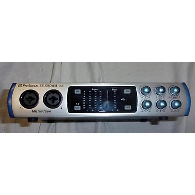 Presonus STUDIO 6 8 Audio Interface