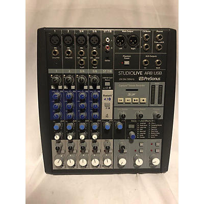 PreSonus STUDIO LIVE AR8 Line Mixer