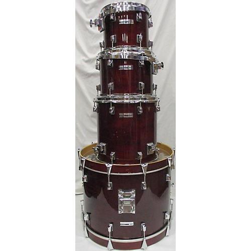 Taye Drums STUDIO MAPLE Drum Kit Dakota Red