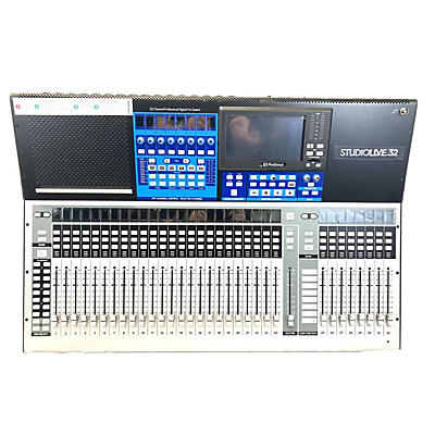 PreSonus STUDIOLIVE 32 (LOCAL PICKUP ONLY) Digital Mixer