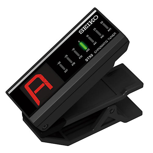 STX5 Clip-On Chromatic Tuner
