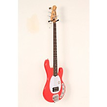 Open BoxSterling by Music Man SUB StingRay 4 Electric Bass with Rosewood Fretboard