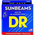 DR Strings SUNBEAM  Nickel Plated Bass Strings Lite (40-95) thumbnail