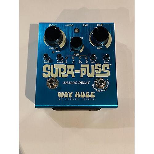 Way Huge Electronics SUPA-PUSS Effect Pedal
