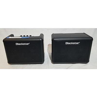 Blackstar SUPER FLY W/ EXTENSION SPEAKER CAB Battery Powered Amp
