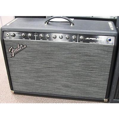 Fender SUPER SONIC 112 60W Tube Guitar Combo Amp