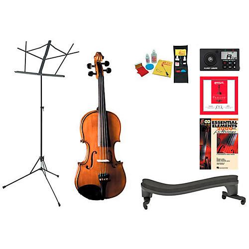 Cremona SV-175 Beginner Student 3/4 Violin Bundle