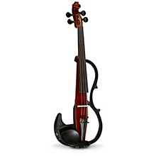 SV-200 Silent Violin Performance Model Brown