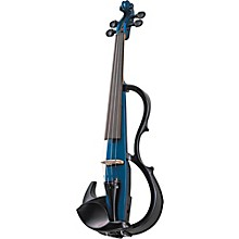 SV-200 Silent Violin Performance Model Ocean Blue