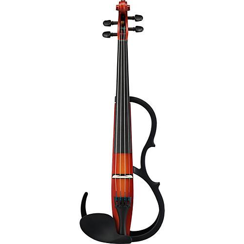 Yamaha SV-250 Electric Violin Shaded Brown 4/4