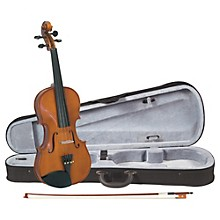 Open Box Cremona SV-75 Premier Novice Series Violin Outfit