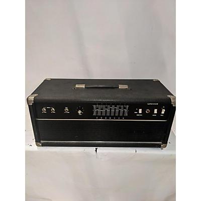 Carvin SV250 Bass Amp Head