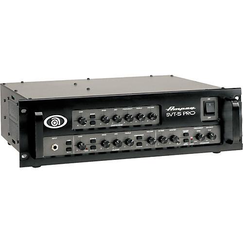 Ampeg SVT-5PRO 2 Channel 1,000W RMS Bass Head