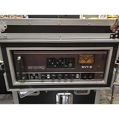 Ampeg SVT II Tube Bass Amp Head