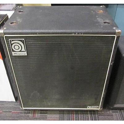Ampeg SVT410HE 4x10 500W Bass Cabinet