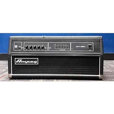 Ampeg SVT450H 450W Classic Bass Amp Head