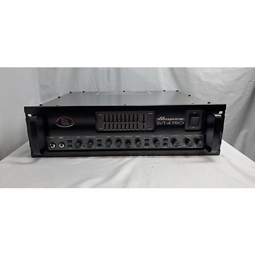 SVT4PRO 1200W / 1600W Bass Amp Head