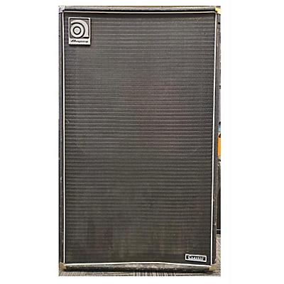 Ampeg SVT610HLF 1200W 6x10 Bass Cabinet