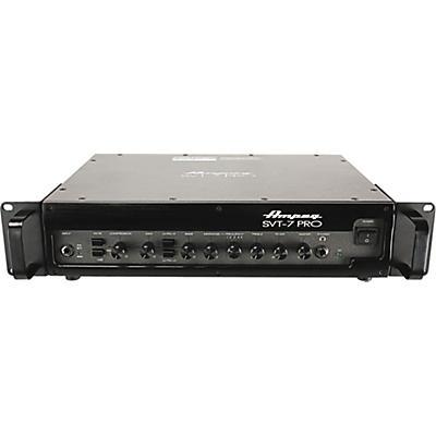 Ampeg SVT7PRO 1000W Class-D Bass Amp Head