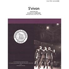 Barbershop Harmony Society S'Vivon (Dreidl Spin) TTBB A Cappella arranged by Gary Lewis