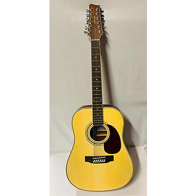 Stagg SW209/12-NS 12 String Acoustic Guitar