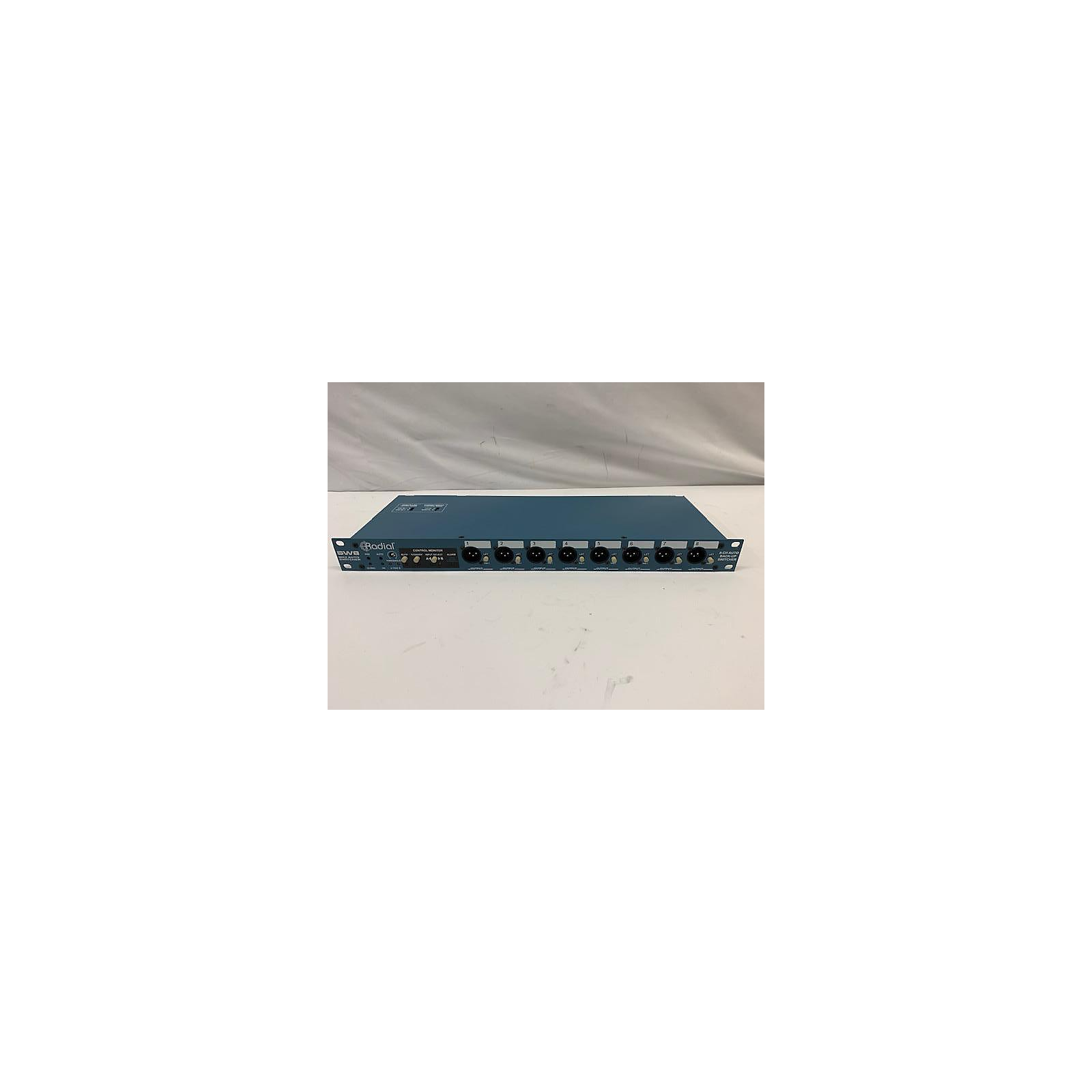 Radial Engineering SW8 MK2 Direct Box
