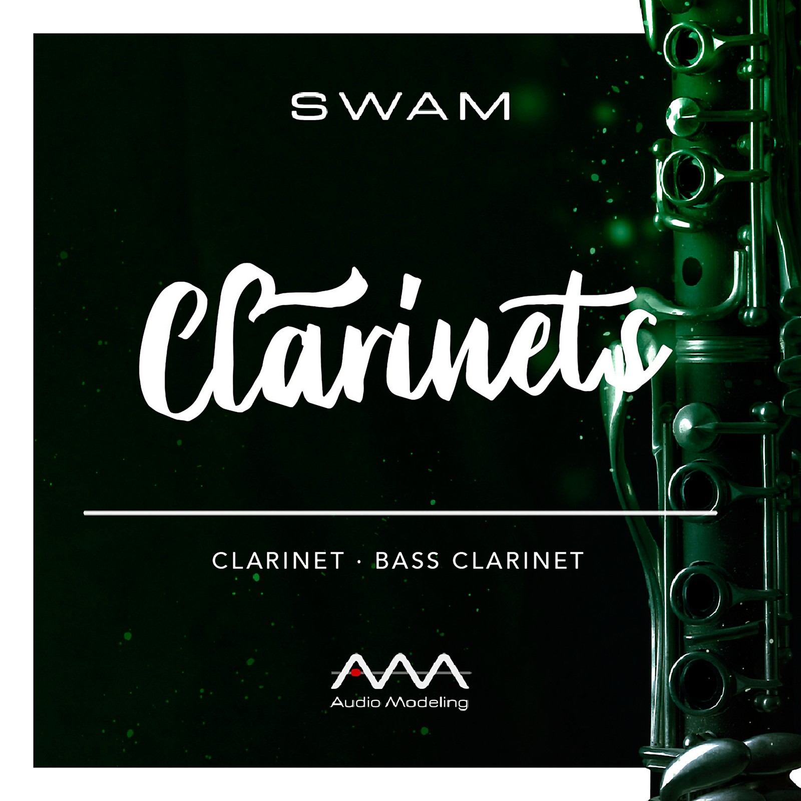 Audio Modeling SWAM Clarinets (Download)