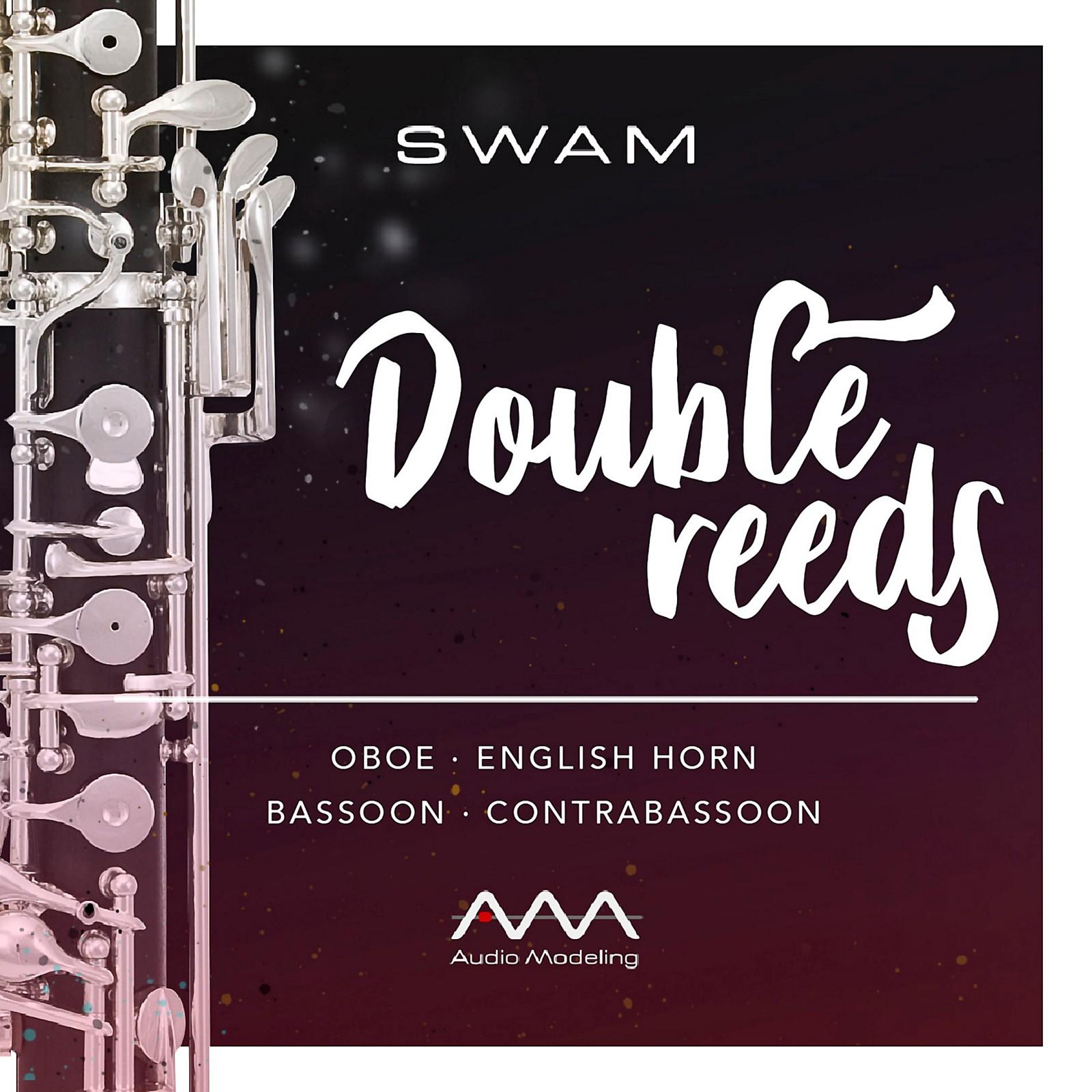 Audio Modeling SWAM Double Reeds (Download)