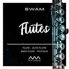 Audio Modeling SWAM Flutes (Download)