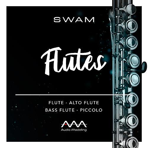 Audio Modeling SWAM Flutes (Download)
