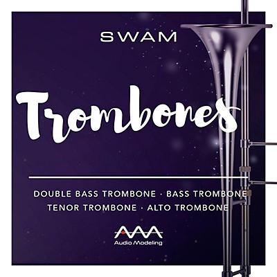 Audio Modeling SWAM Solo Trombones (Download)