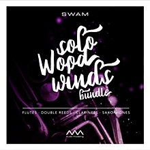 Audio Modeling SWAM Solo Woodwinds Bundle (Download)