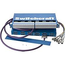 Open BoxSwitchcraft SWITCHCRAFT 9625 TT-DB25 STUDIO PATCH PATCHBAY TTEZNSP9625