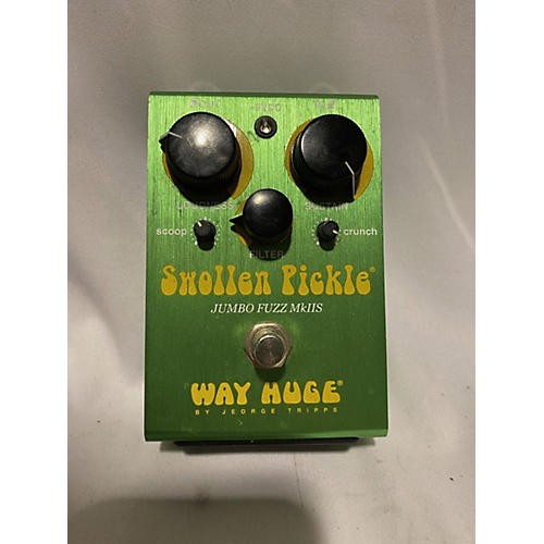 Way Huge Electronics SWOLLEN PICKLE WHE401S Effect Pedal